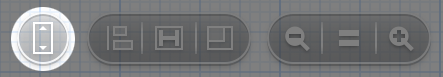 Resize button in Interface Builder
