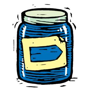 A jar of Breakpoint Jam