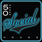 Logo for 50 Mason Social House