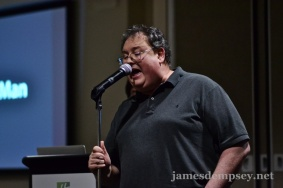 James Dempsey at Atlanta Breakpoint Jam 2013